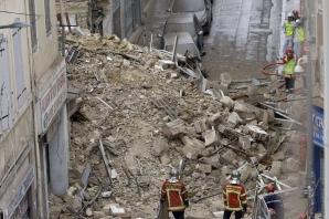 Cladiri prăbușite Marseille