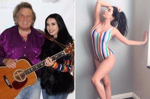 Don McLean are o iubită cu aproape 50 de ani mai tânără