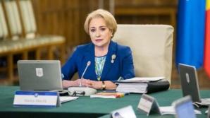 Copy-paste la Palatul Victoria: Dăncilă a citit acelaşi discurs în două zile consecutive