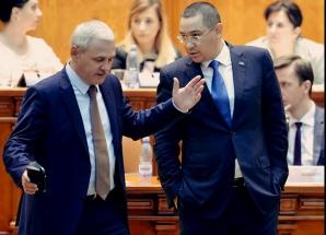 """Colectiv. Ponta, lui Dragnea: O mare ticăloşie să zici """"ştiu eu cum au murit"""". Cum au murit, mă?"""