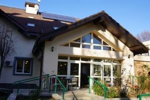 Pacienți cu boli incurabile,îngrijire paliativă într-un centru eficient energetic,cu sprijinul ENGIE