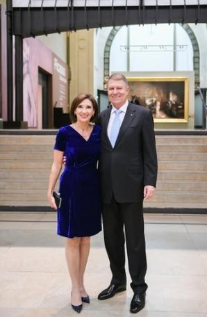 Ceremonii grandioase la Paris. Klaus şi Carmen Iohannis, la dineul oferit de Macron / Foto: Administraţia Prezidenţială