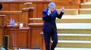 Iordache ar putea fi sancţionat pentru gesturile obsecene