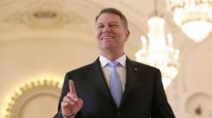 Iohannis se pregăteşte de consultări cu partidele politice, la Cotroceni