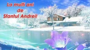 Sf Andrei 2018 mesaje și felicitări frumoase: La mulți ani de Sf. Andrei!