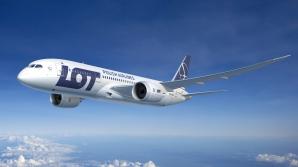 Pasagerii unui avion polonez au strâns bani pentru a cumpăra o piesă care se stricase