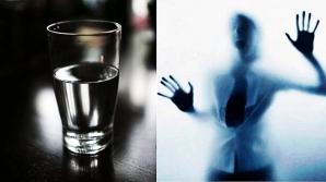 Experiment terifiant: Află dacă ai energii negative în casa ta! Ai nevoie de un pahar cu apă