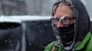 Frigul loveşte România. Se aşteaptă temperaturi de îngheţ şi ploi violente