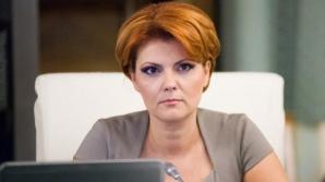 Olguţa Vasilescu, prima reacţie după ce a fost lăsată fără minister de Iohannis