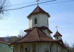Acoperisul bisericii, capcană mortală