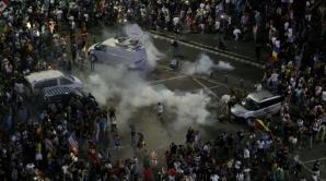 Iohannis l-a promovat pe cel care era la comanda MAI la protestul din 10 august - Foto: Octav Ganea - Inquam Photos