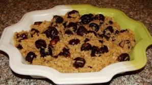REŢETE DE POST. Mâncare de prune uscate cu orez. Este pur şi simplu delicioasă