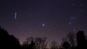 Leonidele. Ploaia spectaculoasă de meteori are loc la noapte. Cum se poate vedea