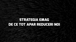 Strategia eMAG de Black Friday 2018 - iată de ce apar noi și noi reduceri, din oră în oră