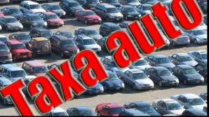 Taxa auto revine