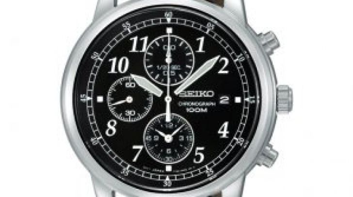Zece ceasuri apreciate perfecte pentru a fi oferite în dar de Crăciun
