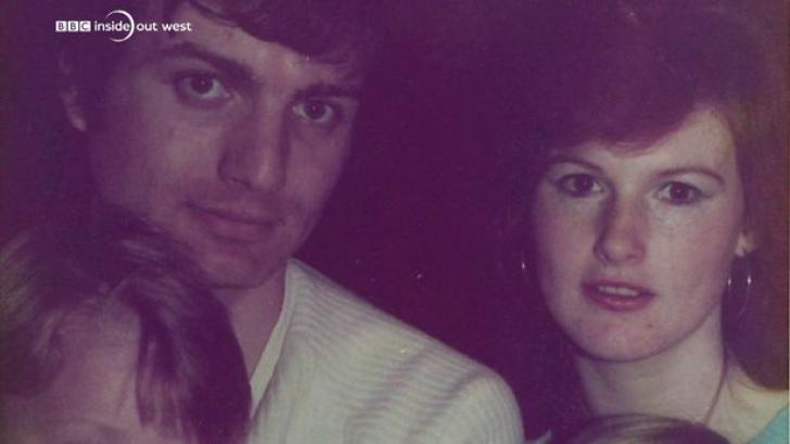 Cei doi soți în tinerețe