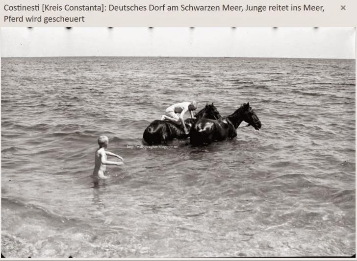 """Imagini incredibile, cum arăta Costinești înainte de a fi """"stațiunea tinereții"""" (GALERIE FOTO)"""