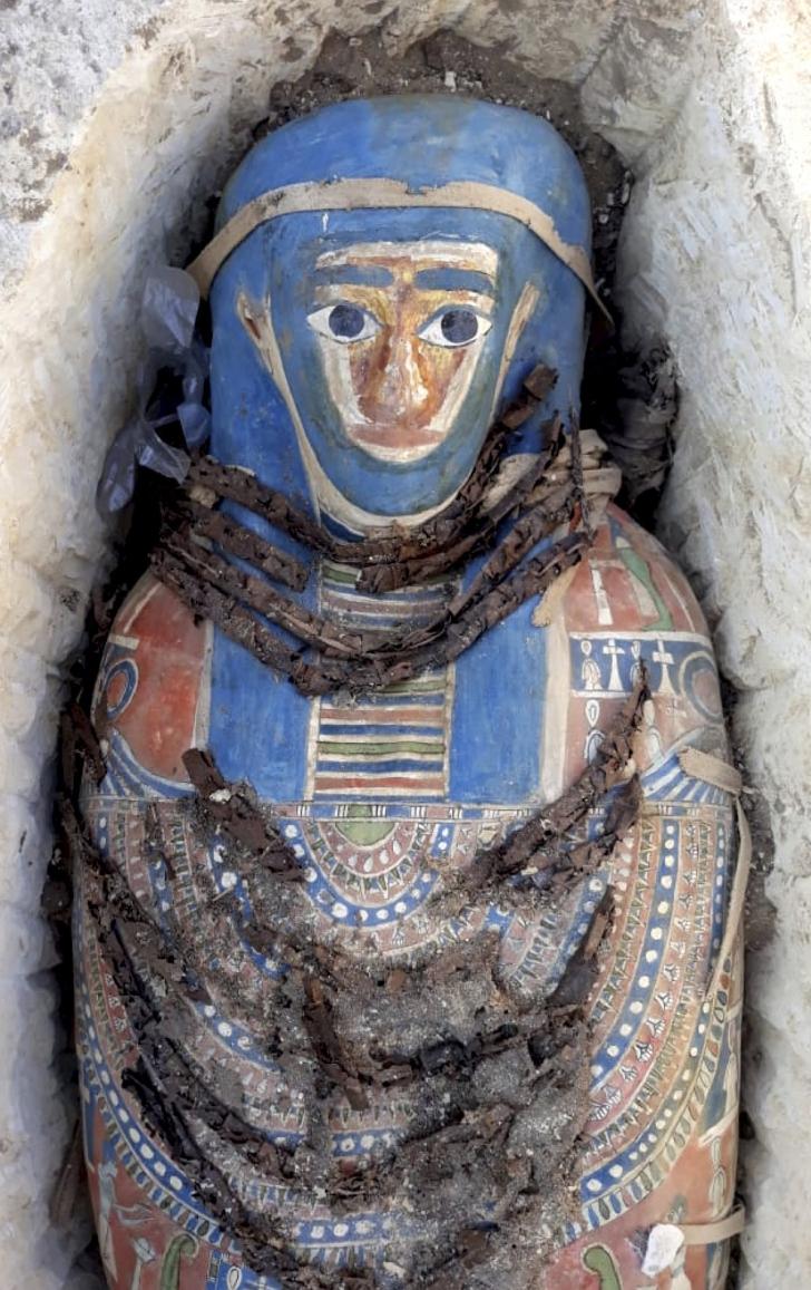 Mumie din Egipt