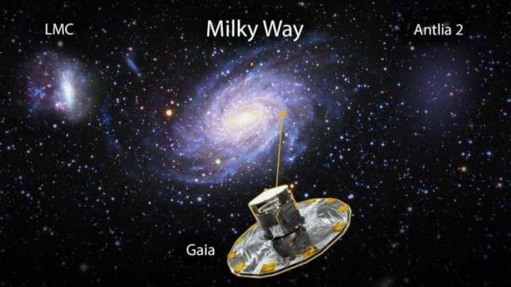"""""""E o galaxie fantomă enormă!"""": Descoperirea fabuloasă a astronomilor la marginea galaxiei noastre"""