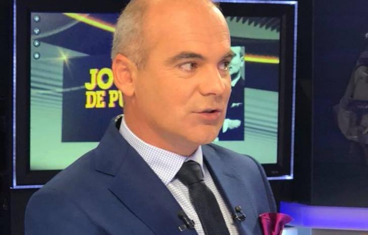 Rareș Bogdan: Va curge sânge!