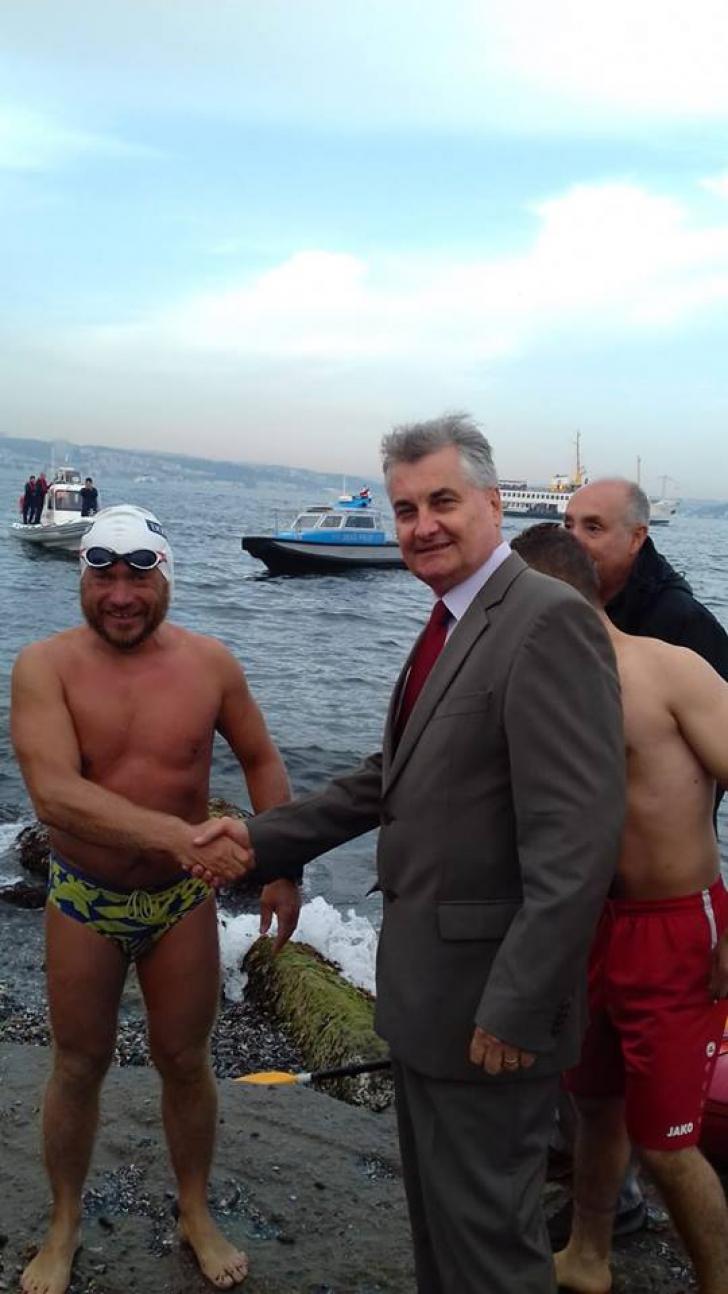 Avram Iancu a ajuns la Istanbul