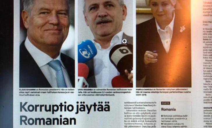 """Corupția din PSD-ul lui Liviu Dragnea, acum vizibilă și în """"Țara lui Moș Crăciun"""""""