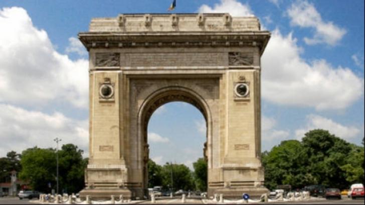 Arcul de Triumf, deschis pentru vizitare