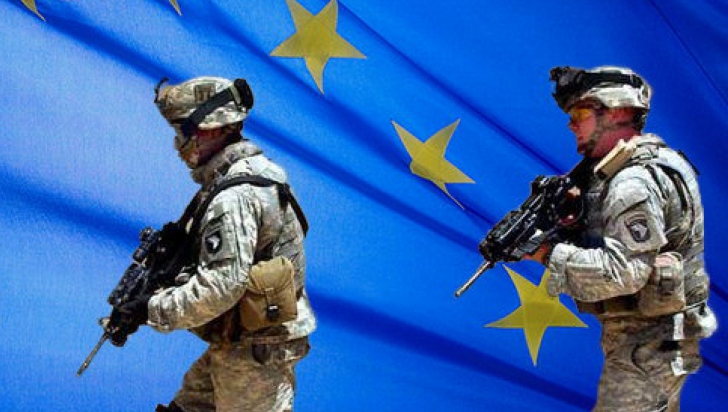 Franța vrea ca UE să aibă propria armată, care s-o apere de China, Rusia sau SUA
