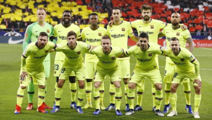 Visul fotbaliștilor! Barcelona, clubul cu cel mai mare salariu mediu din lume
