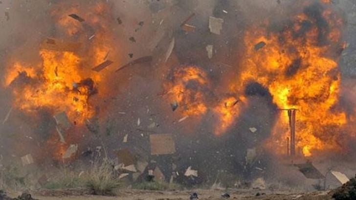 Explozie în apropierea unei uzine chimice: 22 de oameni au murit