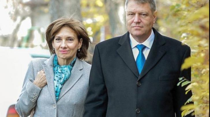 Carmen şi Klaus Iohannis