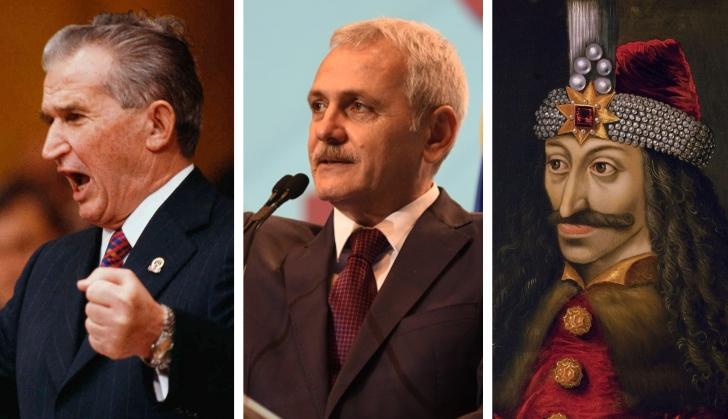 Dan Andronic: Dragnea seamănă mai mult cu Ţepeş decât cu Ceauşescu