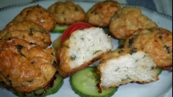 Reţeta fabuloasă de chifteluţe de peşte al lui Jamie Oliver. Secretele dezvăluite