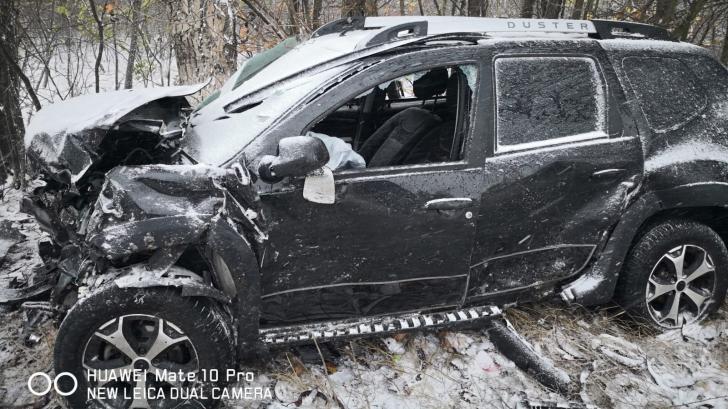 FOTO| Accident rutier între Olimp si Neptun, cu o victima neîncarcerată