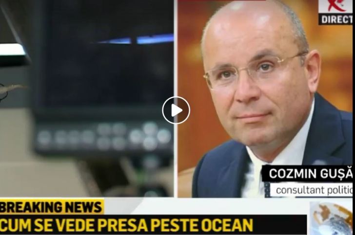 Cozmin Gușă: Realitatea TV nu a favorizat PNL