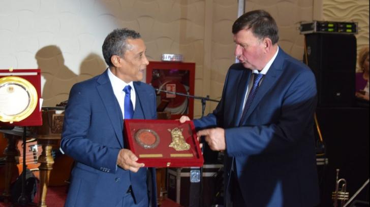 Show cu ambasadorul Cubei la Topul Firmelor