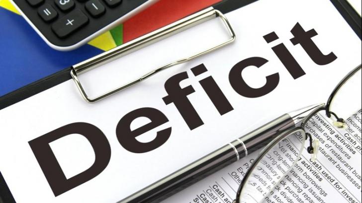 Deficit bugetar de 21 miliarde lei