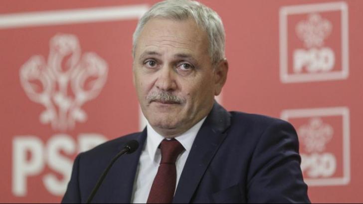"""Dragnea: Conferinţa de presă a lui Ilan Laufer, """"un incident de securitate"""""""