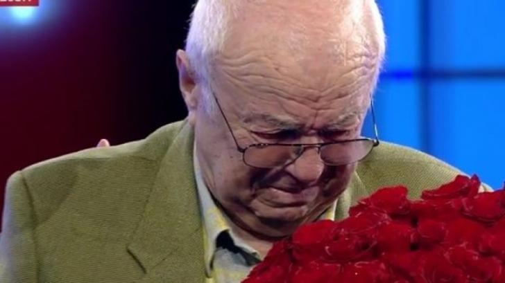 Alexandru Arșinel şi-a luat rămas bun! Anunţul trist al artistului