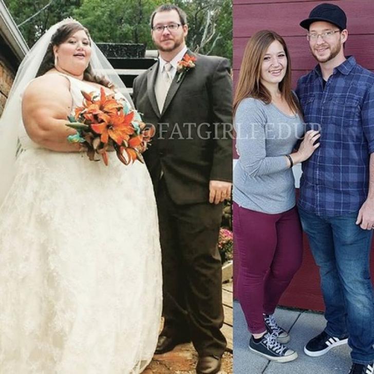 A slăbit 150 de kilograme după ce a renunțat la asta