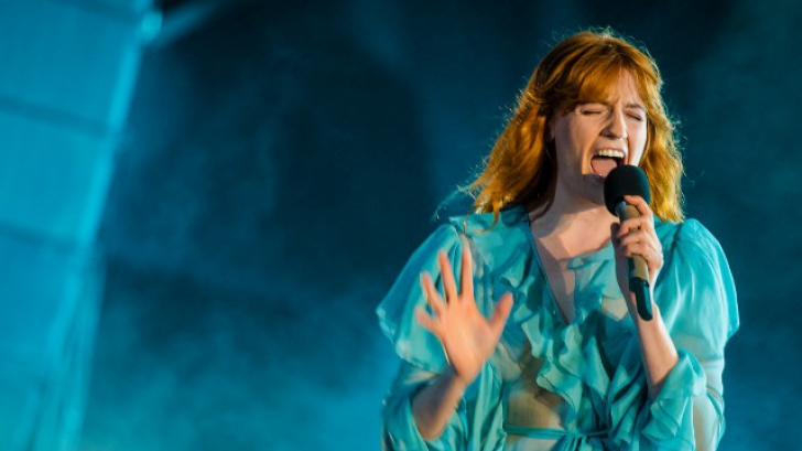 Florence and The Machine, for the first time in Romania. Extraordinary line-up at Electric Castle