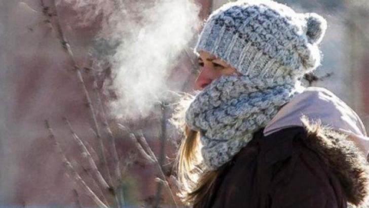 România, sub COD GALBEN de ninsori viscolite și ger. Primul episod de vreme SEVERĂ din această iarnă