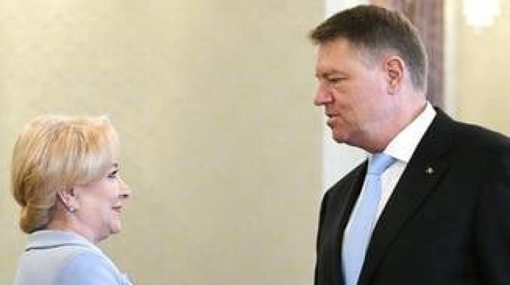 Sănescu și Șova rămân în guvern până când vrea Iohannis