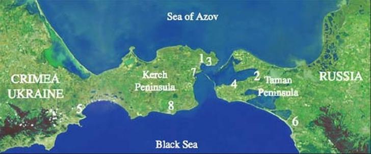 Marea Azov rusia ucraina crimeea stramtoarea kerci.jpg