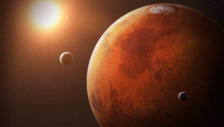 Marte, mai aproape de noi?!