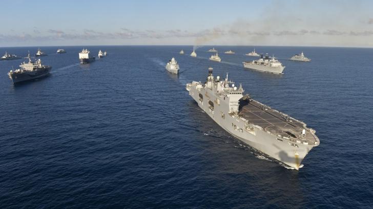 """Apel dramatic în criza din Marea Neagră. """"NATO trebuie să trimită nave pentru a susține Ucraina"""""""