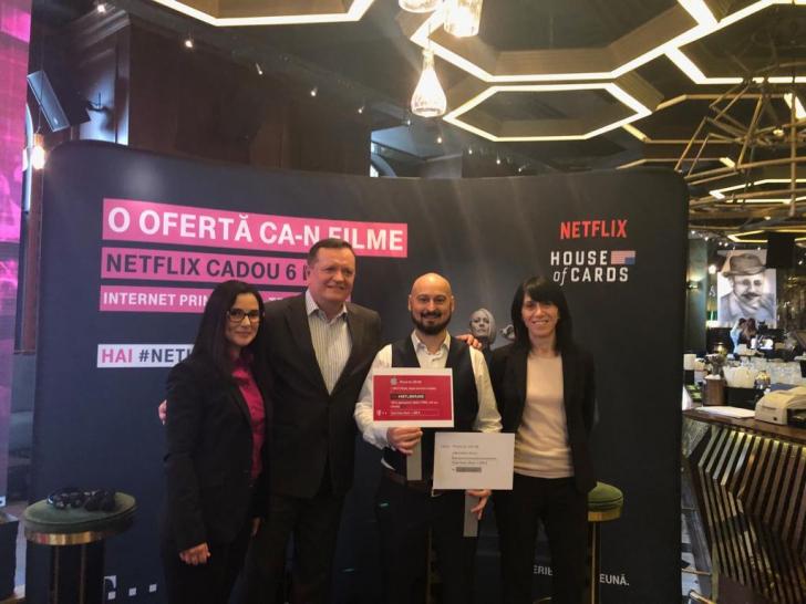 Telekom Romania: Ofertă ca-n filme pentru 5-5-5 motive de a fi alături de cei dragi (P)