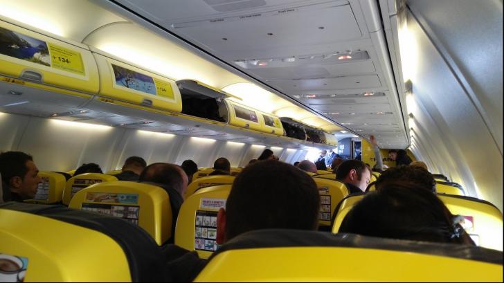 Pasagerii au refuzat decolarea avionului. Motivul? Incredibil