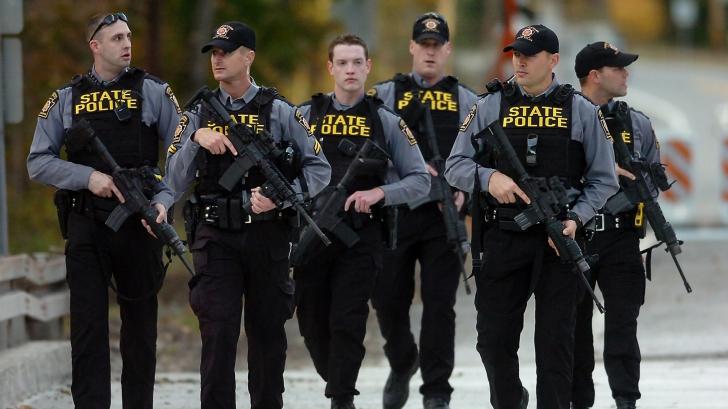 Alertă în SUA! UPDATE: Incidentul armat din Montgomery, un exerciţiu spontan de Securitate